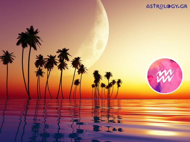 Υδροχόος: Πρόβλεψη Νέας Σελήνης - Ηλιακής Έκλειψης Αυγούστου στον Λέοντα