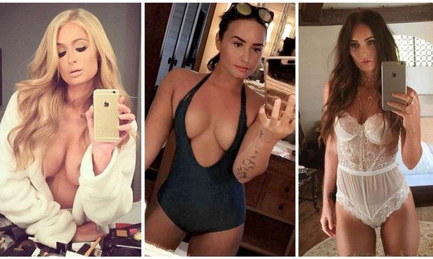 Αυτές είναι οι καυτές selfies των διάσημων που αναστάτωσαν τα social media!