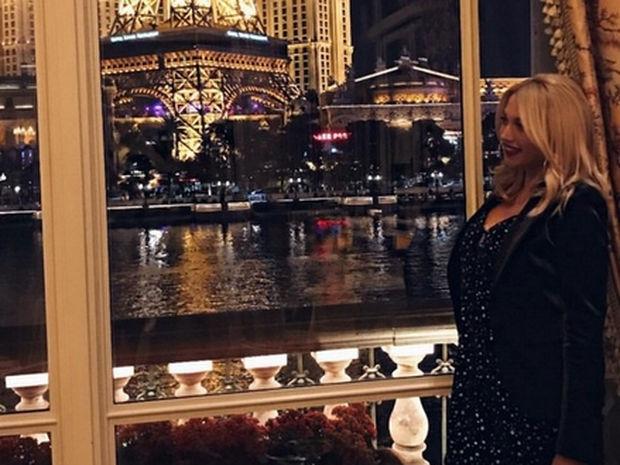 Κωνσταντίνα Σπυροπούλου: Το ταξίδι στο Λας Βέγκας, το… μονόπετρο και η συνάντηση με τη Lady Gaga!