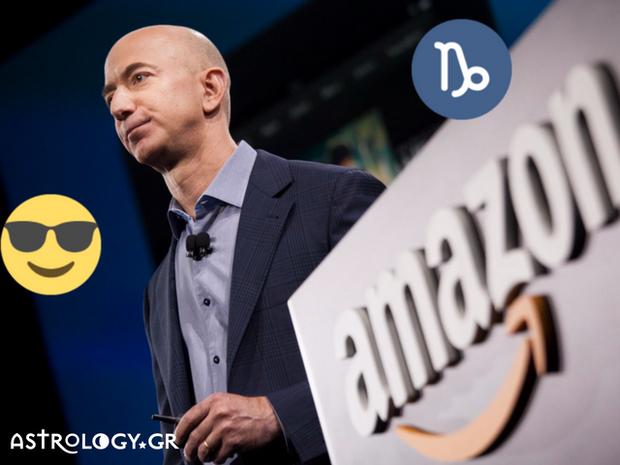 Αυτός ο Αιγόκερως έχει κόντρα με τον Bill Gates για τον τίτλο του πλουσιότερου ανθρώπου