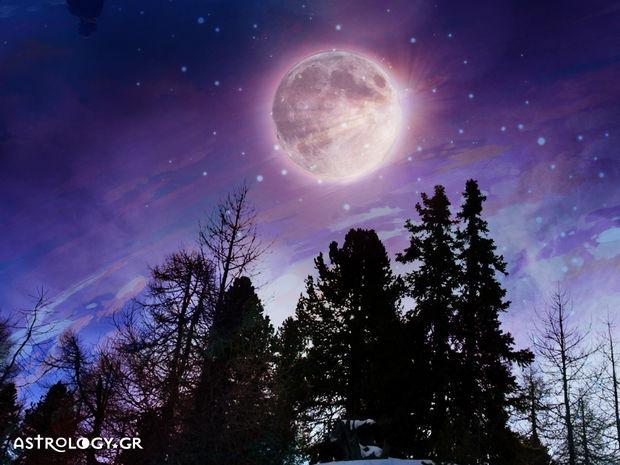Πανσέληνος - Σεληνιακή έκλειψη στον Λέοντα: Πώς επηρεάζει το Μπλε Φεγγάρι τα 12 ζώδια;