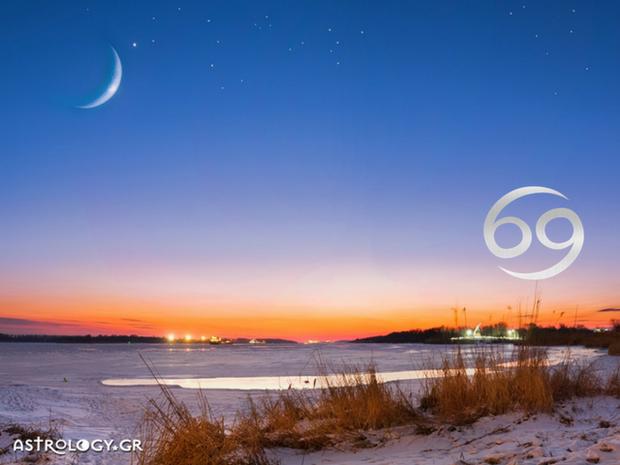 Καρκίνος: Πρόβλεψη Νέας Σελήνης – Έκλειψης Φεβρουαρίου στον Υδροχόο