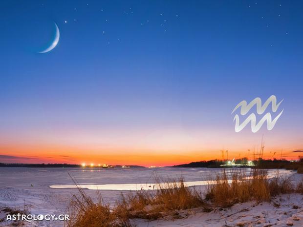 Υδροχόος: Πρόβλεψη Νέας Σελήνης – Έκλειψης Φεβρουαρίου στον Υδροχόο