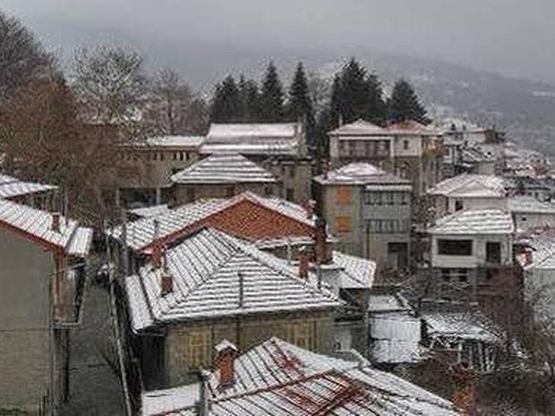 Καιρός - Έκτακτο δελτίο ΕΜΥ: Συνεχίζεται η κακοκαιρία με βροχές και χιονοπτώσεις