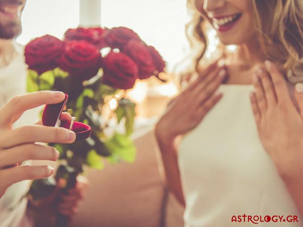 Η ιδανική πρόταση γάμου για κάθε ζώδιο