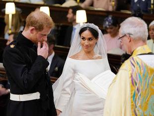 Οι 6 καλύτερες στιγμές από το γάμο του πρίγκιπα Harry με την Meghan Markle που μας συγκίνησαν