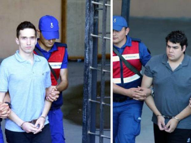 Απορρίφθηκε το νέο αίτημα αποφυλάκισης των δύο Ελλήνων στρατιωτικών (vid)