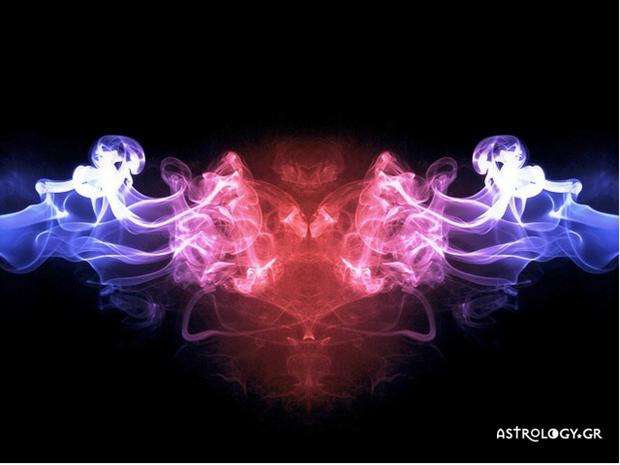 Όταν ένα ζώδιο του Αέρα κι ένα της Φωτιάς ερωτεύονται...
