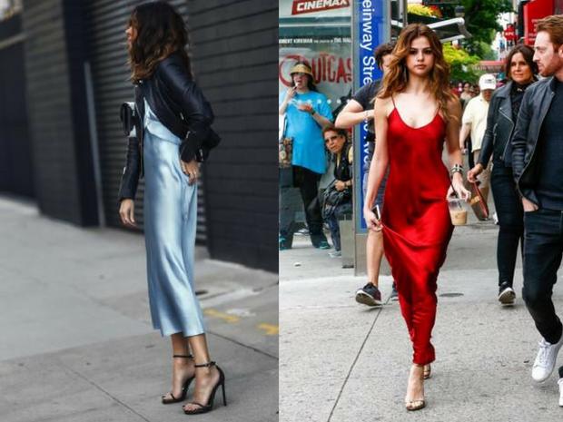 10 λόγοι για να αποκτήσεις ένα satin, maxi φόρεμα