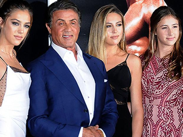 Εμείς προειδοποιήσαμε: Τα κορμιά της οικογένειας Stallone θα σε κάνουν… να δακρύσεις