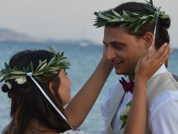 Παντρεύτηκε η κόρη του Γιώργου Χωραφά