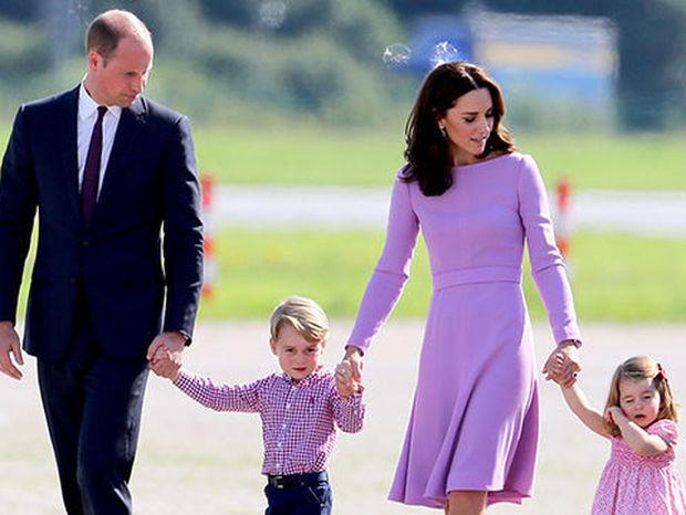 Πρίγκιπας William: Αυτό είναι το παραμύθι που λέει στα παιδιά του για να κοιμηθούν