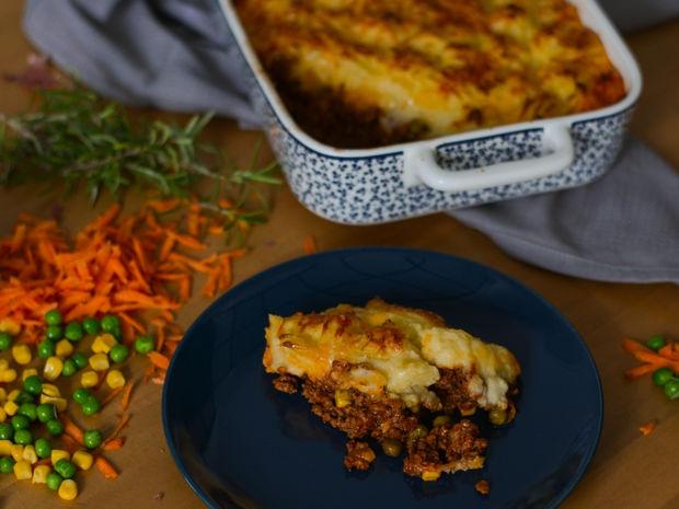 Ο Γιώργος Τσούλης προτείνει: Shepherd's pie