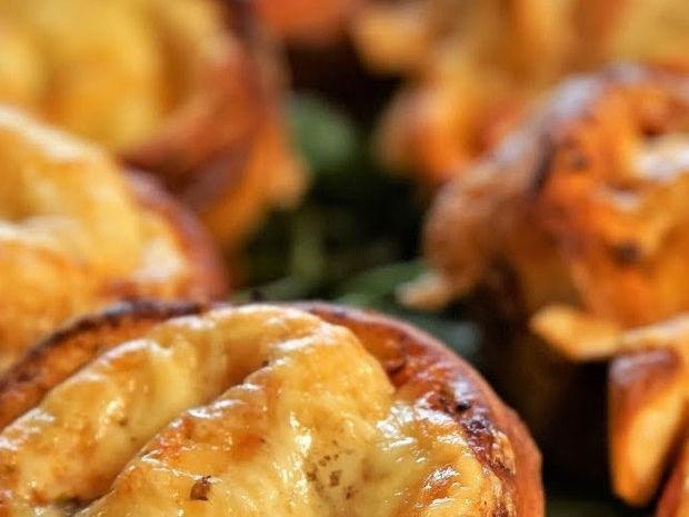 Αλμυρά Muffins από τον Γιώργο Τσούλη