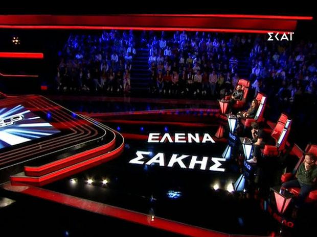 The Voice: Ρουβάς-Παπαρίζου πάτησαν το κουμπί, αλλά εκείνος ήθελε άλλον- Δείτε την αντίδρασή τους