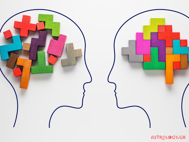 Χρησιμοποιείς την αριστερή ή την δεξιά πλευρά του εγκεφάλου σου; Το ζώδιό σου το αποκαλύπτει