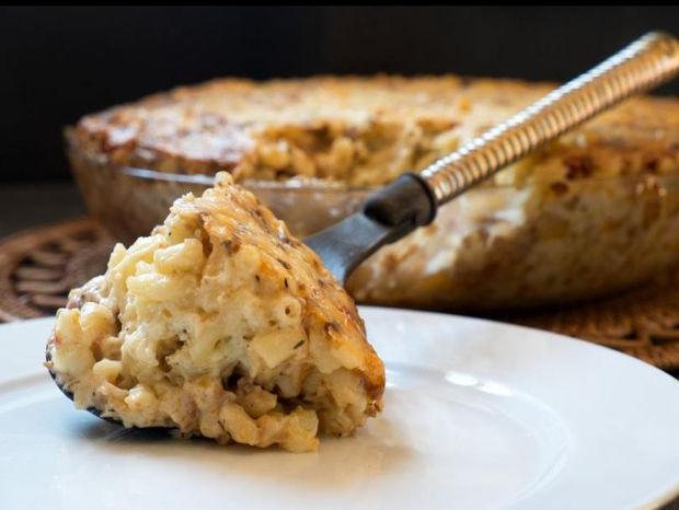 Mac 'n' Cheese με κιμά