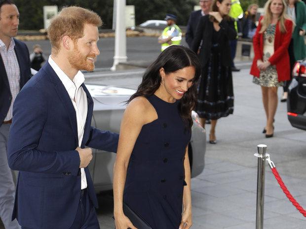 Πρίγκιπας Harry-Meghan Markle: Η μυστική έξοδος του ζευγαριού που δεν είδαμε ποτέ