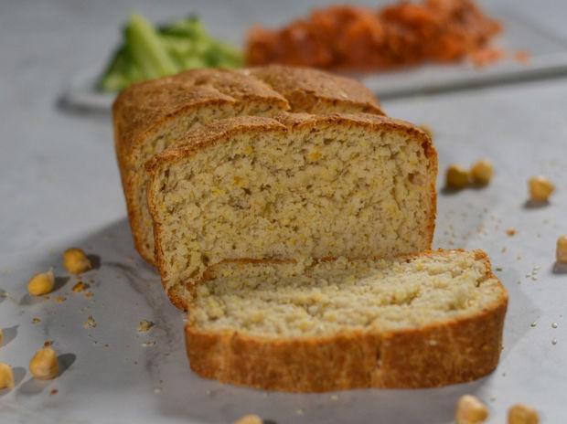 Ψωμί από ρεβίθια