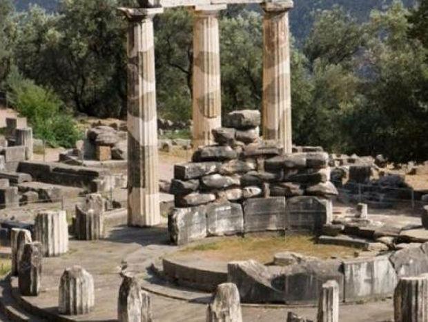 Το γνωρίζατε; - Γιατί οι αρχαίοι Έλληνες επέλεγαν να χτίζουν ναούς σε σεισμικά ρήγματα;
