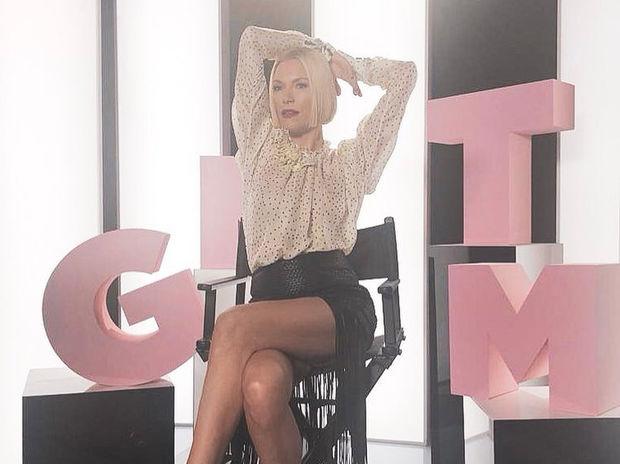 Βίκυ Καγιά: Θυμάσαι πώς ήταν η παρουσιάστρια του GNTM στην εφηβεία της;