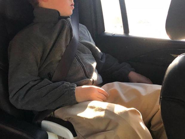 Δημοσίευσε φωτογραφία του 6χρονου γιου της και οι θαυμαστές της «σοκαρίστηκαν» (pics)