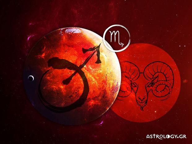 Άρης στον Κριό: Πώς επηρεάζει το ζώδιο του Σκορπιού;