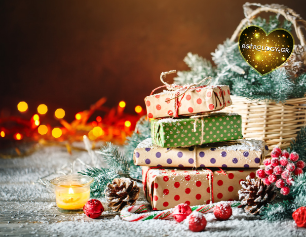 Ζώδια Σήμερα 25/12: Λαμπερά και εντυπωσιακά Χριστούγεννα!