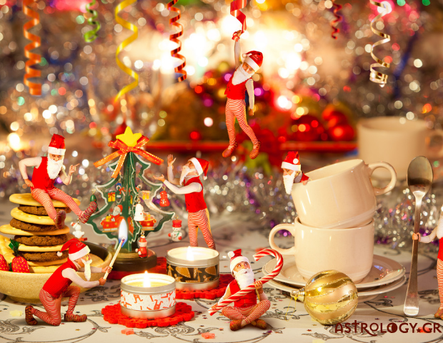 AstroVote: Ποιο ζώδιο θα φάει και τα... τραπεζομάντηλα στο χριστουγεννιάτικο τραπέζι;