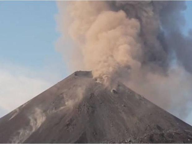 Οι εκλείψεις συνδέονται άμεσα με τις ηφαιστειακές εκρήξεις
