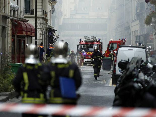 Τραγωδία στο Παρίσι: Τέσσερις νεκροί από τη φονική έκρηξη (pics&vids)