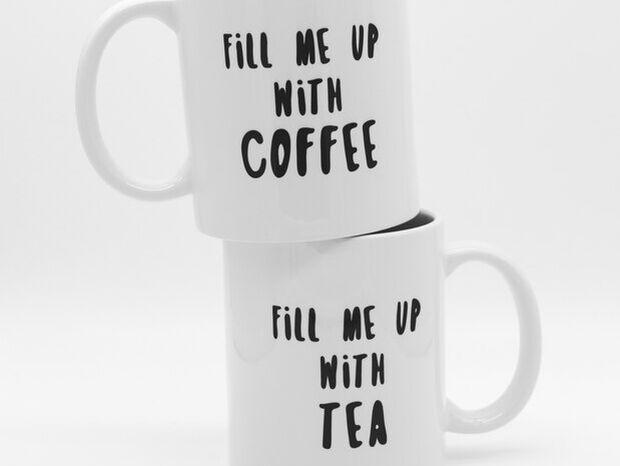 Δεν λέει να καθαρίσει η κούπα του καφέ; Σου έχουμε μια εύκολη λύση