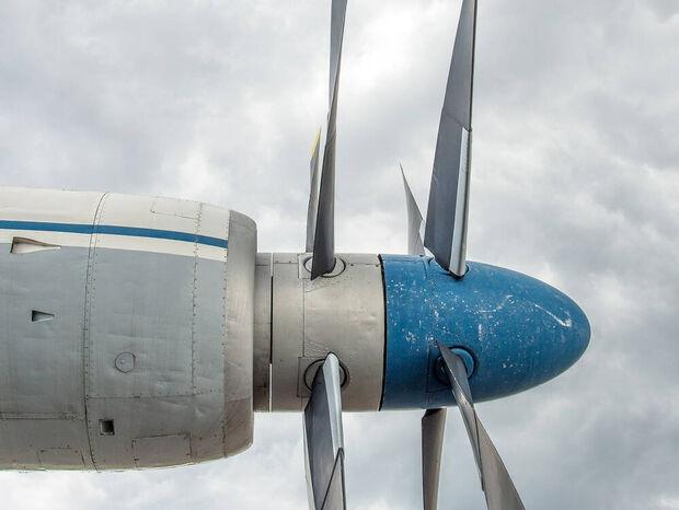 Πτώση αεροσκάφους στο Μεσολόγγι