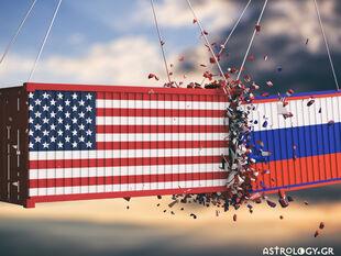 ΗΠΑ-Ρωσία: Πλούτωνας και Ποσειδώνας αναβιώνουν τον «ψυχρό πόλεμο»