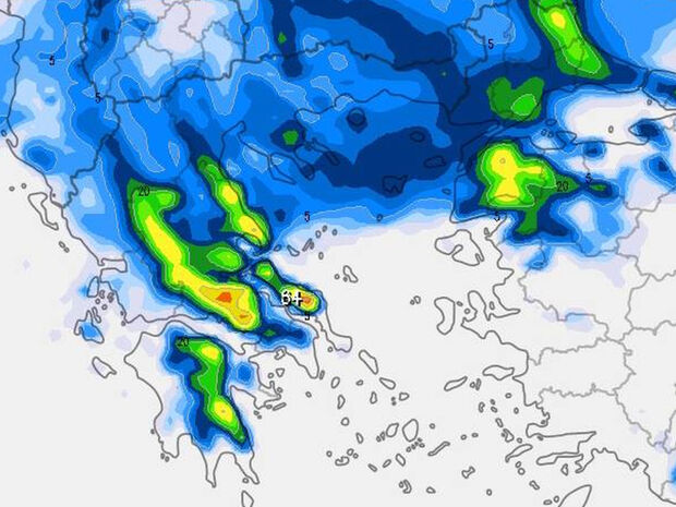 Καιρός - Προειδοποίηση Καλλιάνου: Χιόνια από Αλεξανδρούπολη μέχρι Αττική
