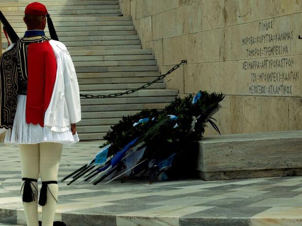 Πέθανε εύζωνας στην Προεδρική Φρουρά