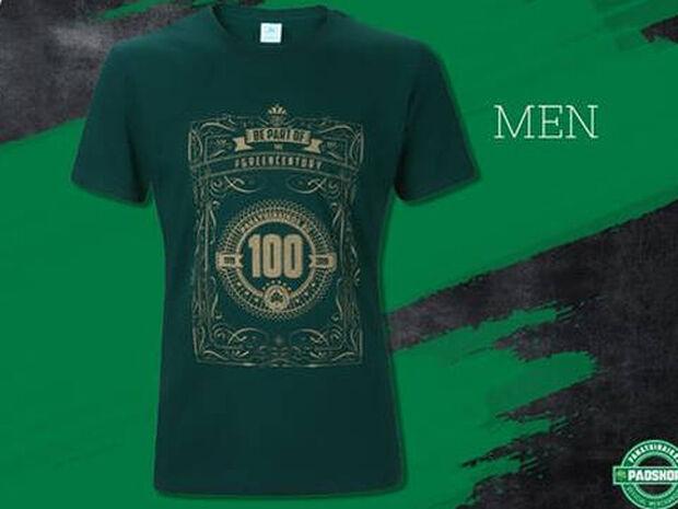PAO Shop: Επετειακή σειρά των 100 χρόνων! (photos)