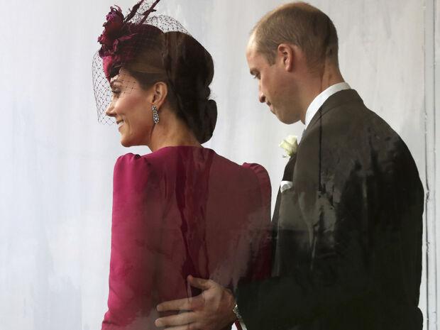 Τι θα συμβεί στον William και την Kate, μόλις ο Κάρολος γίνει βασιλιάς;