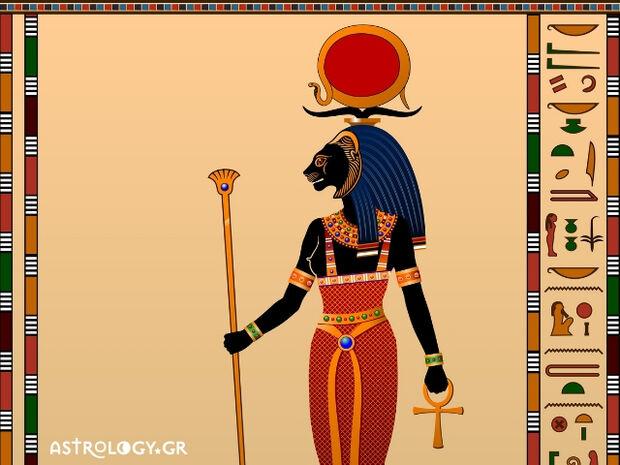 Πότε πρέπει να έχεις γεννηθεί, για να είσαι η Σεκμέτ στο Αιγυπτιακό ωροσκόπιο;