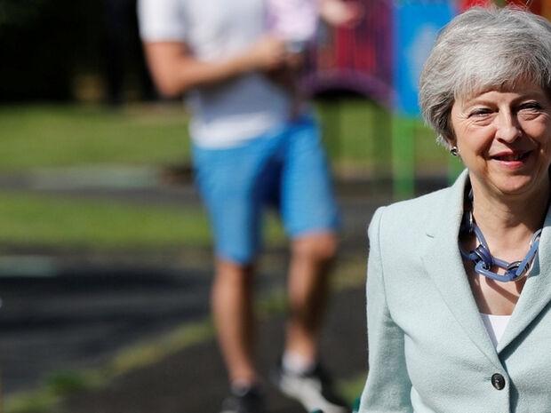 Βρετανία: Παραιτήθηκε η Τερέζα Μέι