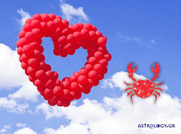 Καρκίνε, τι δείχνουν τα άστρα για τα ερωτικά σου την εβδομάδα 10/06 έως 16/06