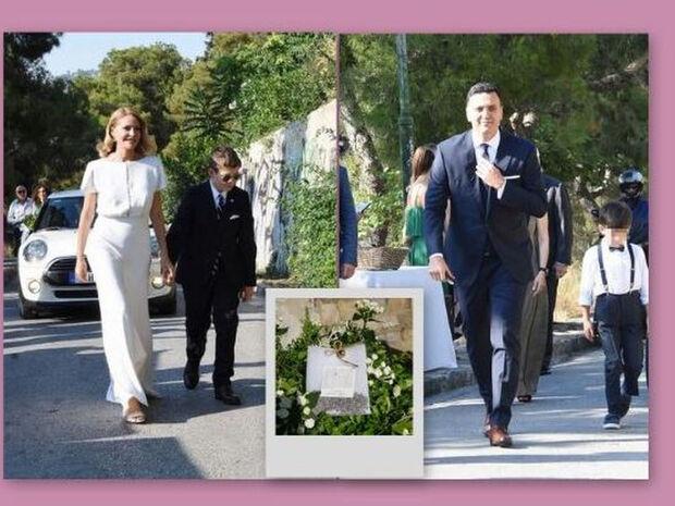 Γάμος Μπαλατσινού - Κικίλια: Η ιδιαίτερη μπομπονιέρα, χωρίς κουφέτα και η ιστορία της (photos)